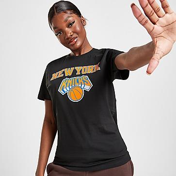 New Era NBA New York Knicks T-Shirt Dame
