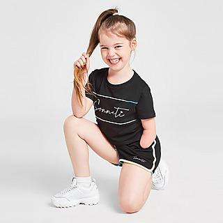 Sonneti Girls' Mini Eden Runner Shorts Children