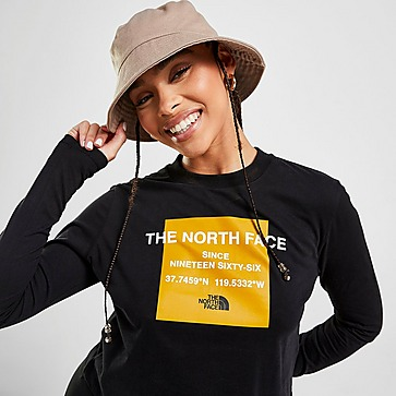 The North Face Coordinates Long Sleeve T-Shirt