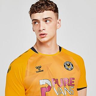 Hummel Newport County FC 2021/22 Home Shirt