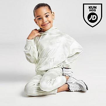 Nike Girls' Velour Tracksuit Children