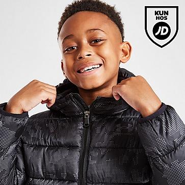 Under Armour Camo Pronto Jacket Children