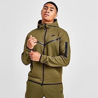 Nike Tech Fleece Full Zip Hættetrøje Herre