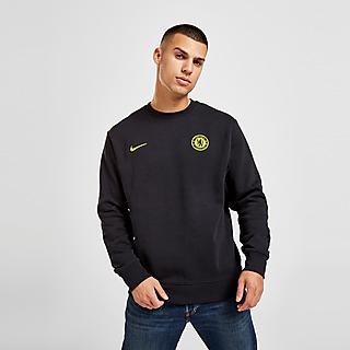 Nike Chelsea FC Fleece Crew Sweatshirt