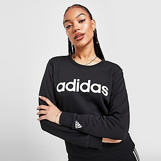 adidas Core Linear Crew Sweatshirt