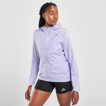 adidas Own The Run Hooded Windbreaker