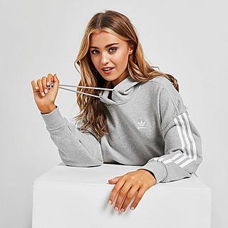 adidas Originals 3-Stripes Oversized Hættetrøje Dame
