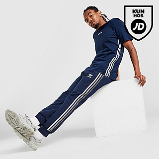 adidas Originals Tri-Tone 3-Stripes Fleece Joggingbukser Herre