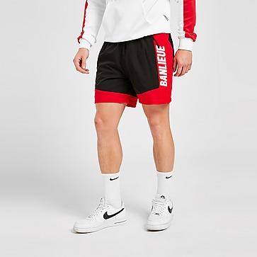 Banlieue 3D Poly Shorts