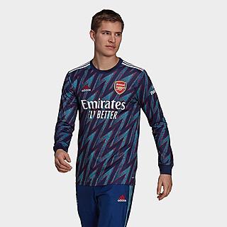 adidas Arsenal 2021/22 Long Sleeve Third Shirt