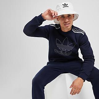adidas Originals Tristripe Crew Sweatshirt