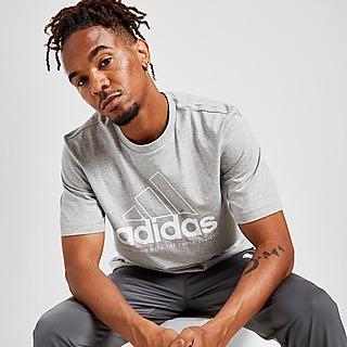 adidas Badge of Sport Outline T-Shirt Herre