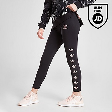 adidas Girls' Repeat Trefoil Leggings Junior