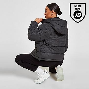 Ellesse Back Logo Padded Reflective Jacket