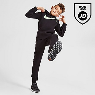 Nike On The Run Overhead Tracksuit Children