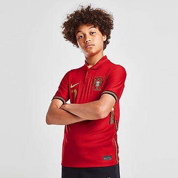Nike Portugal 2020/21 Ronaldo #7 Home Shirt Junior