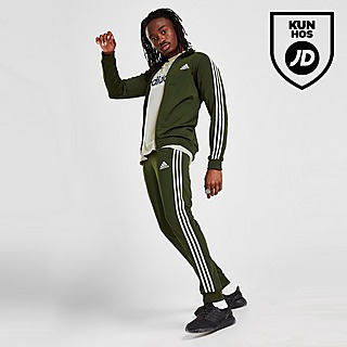 adidas Badge of Sport 3-Stripes Poly Track Pants Herre