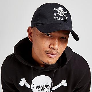 St Pauli Streetcore Skull Cap