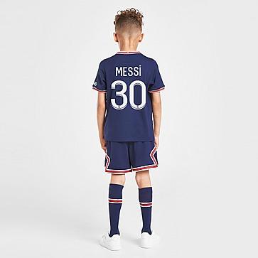 Jordan Paris Saint Germain Messi 30 Home Kit Children