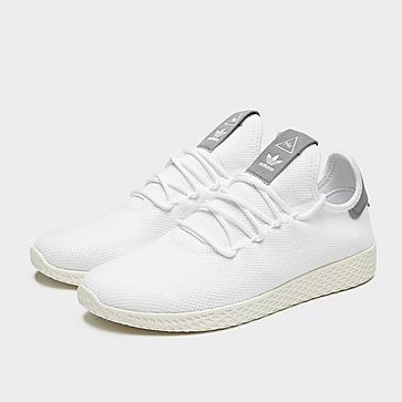 adidas Pw Hu Wht/gry$
