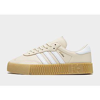 zapatillas de deporte para barato venta de liquidación en pies imágenes de Calzado de mujer - Adidas Originals Samba Rose | JD Sports