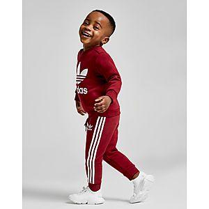2dc71c41f ... adidas Originals conjunto adicolour Crew para bebé
