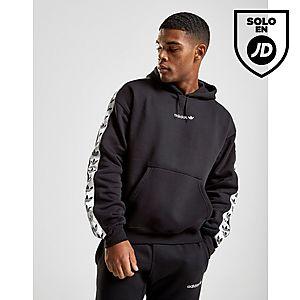 Capucha Sudadera Originals Adidas Con Fleece Tape 8n0OPXwk