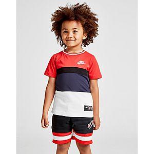 b4aa7cac0 Nike camiseta Air Colourblock infantil ...