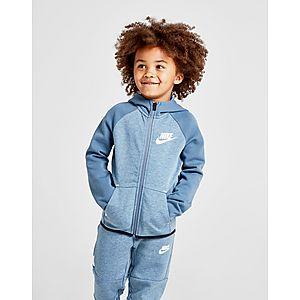 f044b5f1d Nike chaqueta Tech Fleece Essential infantil ...