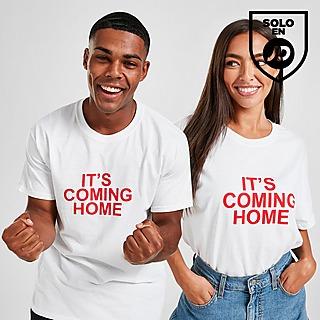 JD camiseta 'It's Coming Home'
