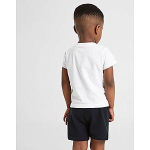 b6a7196d ... Jordan Air conjunto camiseta y pantalón corto para bebé