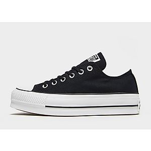 3642f631c Converse All Star Lift Ox Platform para mujer ...