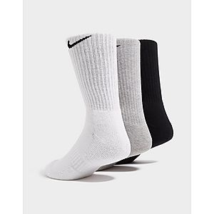 ad33cf92d Nike pack de 3 calcetines Cushioned Nike pack de 3 calcetines Cushioned