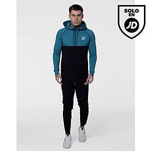 c5af44ce8 SikSilk chaqueta con capucha Zonal SikSilk chaqueta con capucha Zonal
