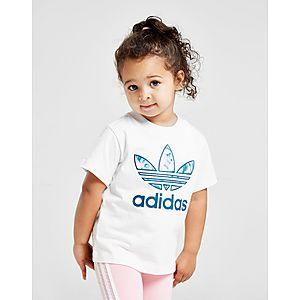 0f829c24c adidas Originals camiseta Girls  Marble Infill para bebé ...