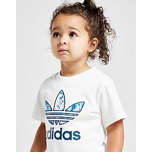 1c0d3ffcb ... adidas Originals camiseta Girls  Marble Infill para bebé