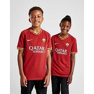 23557b8f2 Nike camiseta AS Roma 2019 20 1.ª equipación júnior ...