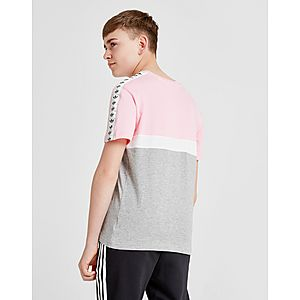 600a0e89d ... adidas Originals Colour Block Tape T-Shirt Junior