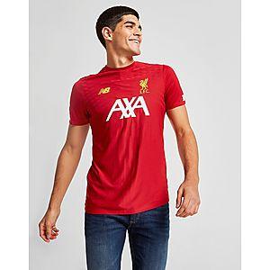 02445a44f New Balance camiseta de calentamiento Liverpool FC ...