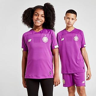 New Balance camiseta de portero Celtic FC 2019/20 2ª. equipación júnior