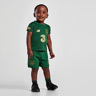 New Balance conjunto selección de Irlanda 2020 1.ª equipación para bebé