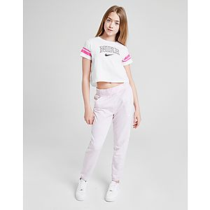 c9b4adbad Nike Girls  Sporty Crop T-Shirt Junior ...