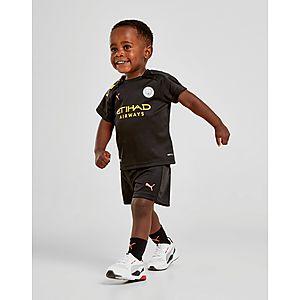 26ddaf99f PUMA conjunto Manchester City FC 2019/20 2.ª equipación para bebé ...