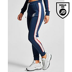 8a489af1918f SikSilk Poly Tape Joggers SikSilk Poly Tape Joggers
