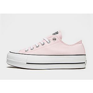 6e6d448b Converse All Star Lift Ox Platform para mujer ...