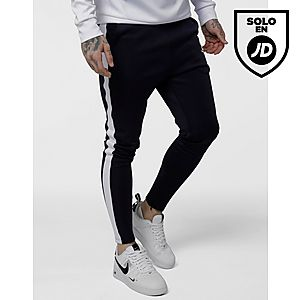 52072aea7 SikSilk Poly Track Pants SikSilk Poly Track Pants