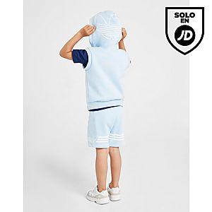 065a20cda ... adidas Originals conjunto de chándal 3-Piece Sleeveless para bebé