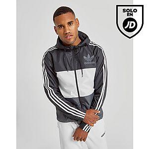dbd0891fd adidas Originals chaqueta cortavientos ID96 ...