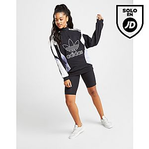 497ad70ec66e ... adidas Originals sudadera Colour Block 1/4 Zip