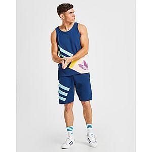 Sportive Trefoil Originals Fleece Adidas Pantalón Corto '90s KTlJF1c3